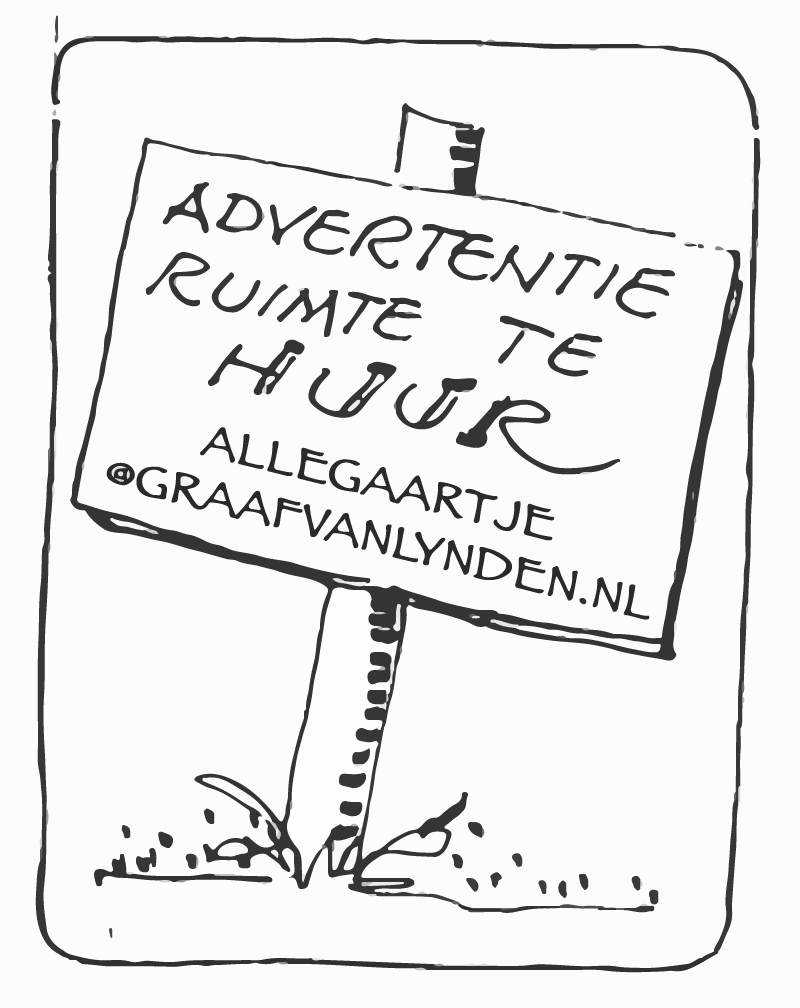 Adverteerders gezocht